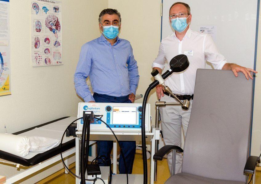 Evangelisches Krankenhaus Bergisch Gladbach: Neue therapeutische Option in der Schmerzbehandlung – Hilfe für Patienten nach Amputation