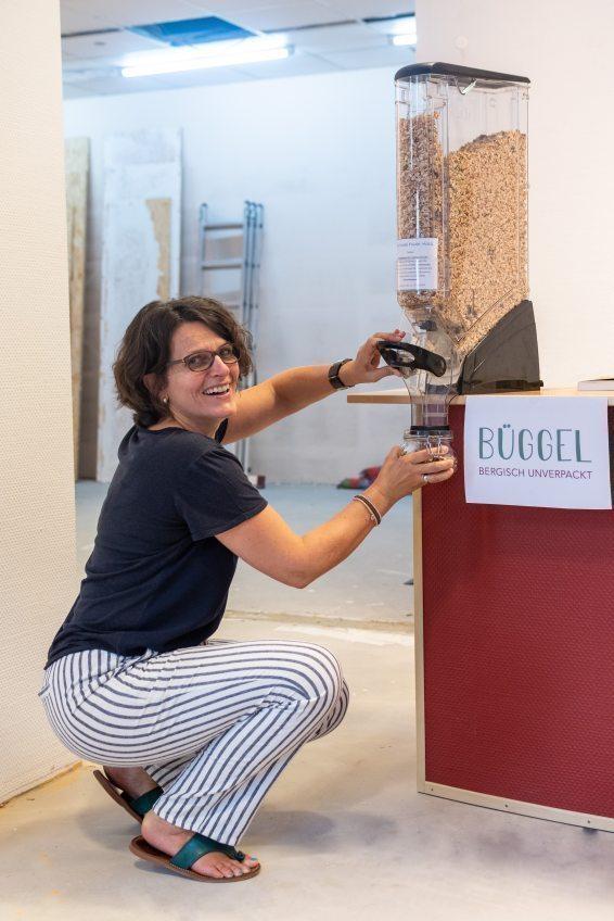 In Bergisch Gladbach eröffnet bald ein Unverpackt-Laden