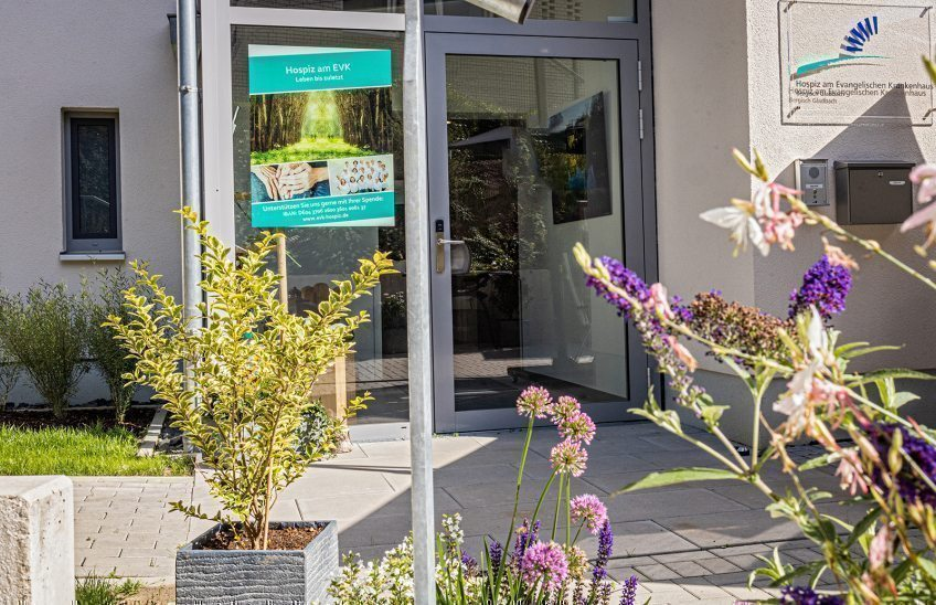EVK: Tag der offenen Tür im Hospiz am Samstag, 21. August
