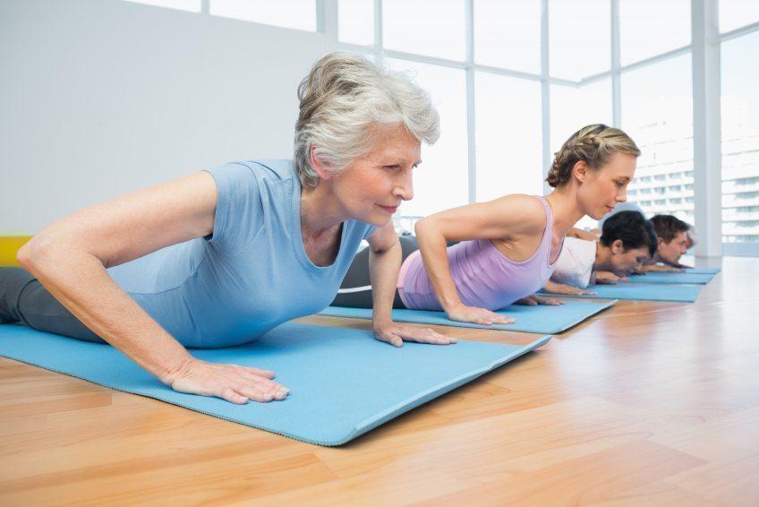 EVK : Faszien-Pilates-Kurse ab März 2021