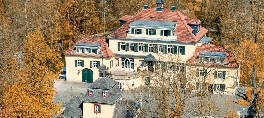 Schloss Eulenbroich – Veranstaltungslokalität zu Corona-Zeiten  Juni 2020 Teilöffnung