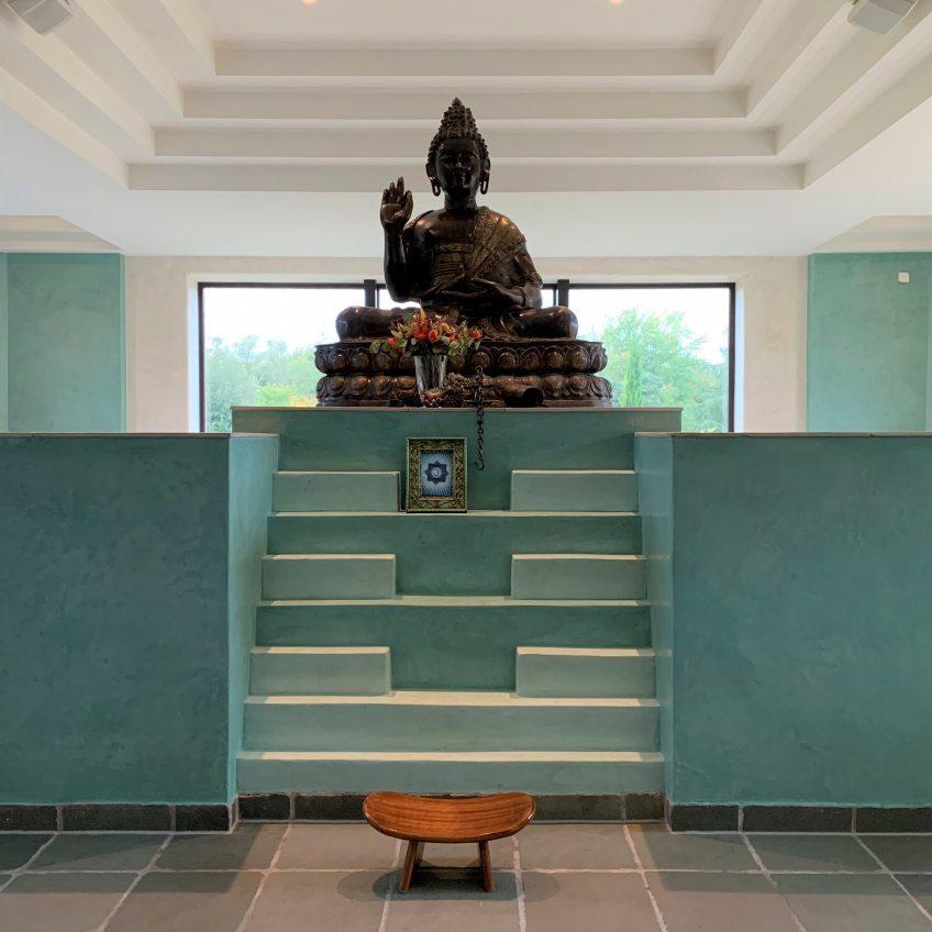"""Mediterana in Bensberg eröffnet neu gestaltetes und energieeffizientes """"Haus der Meditation"""" •"""