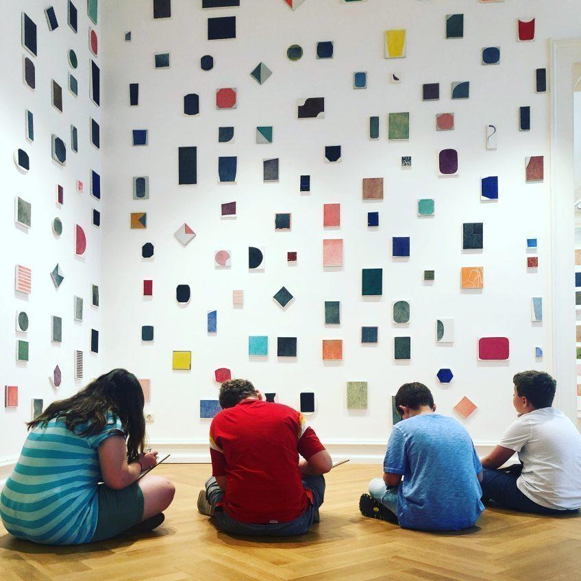 Kulturrucksack 2020  Kostenloses Ferienprogramm im Kunstmuseum Villa Zanders