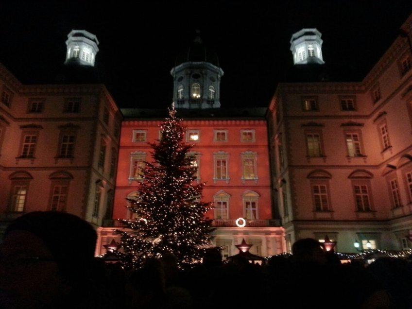Schloss Bensberg Weihnachtsmarkt vom 13.-15.12.2019