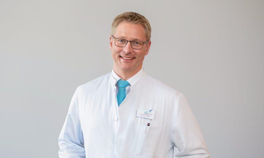 COPD: EVK Der Chefarzt der Pneumologie, Dr. med. Thomas Stevens, informiert per Video-Vortrag ab Donnerstag, 27. Mai